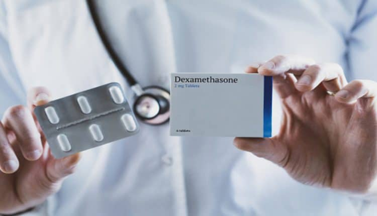 Dexamethasone added to COVID-19 treatment protocol